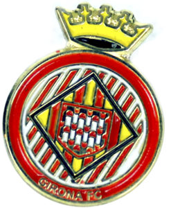pin escut color daurat