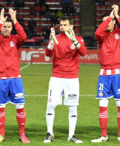 Dessuadora Pre-Match girona FC
