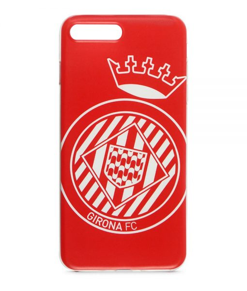 Carcassa mòbil Girona FC vermella