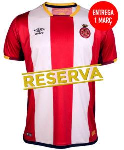 Samarreta primera equipació Girona FC
