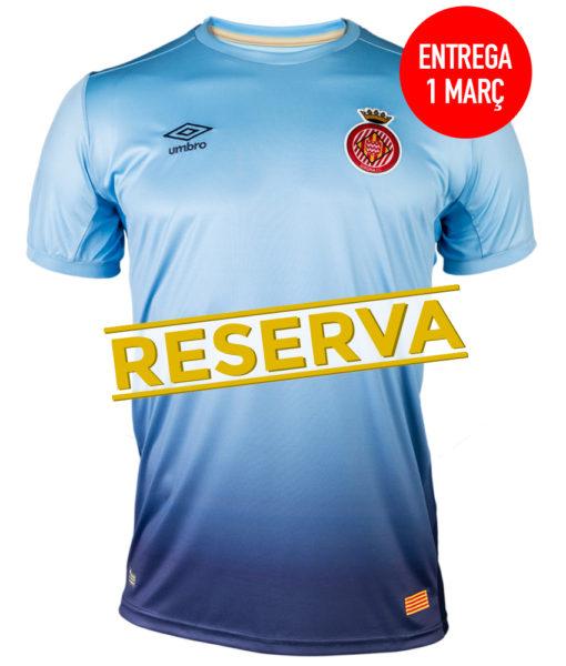 Samarreta segona equipació Girona FC