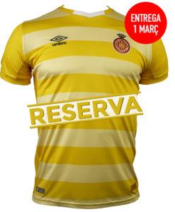 Samarreta tercera equipació Girona FC
