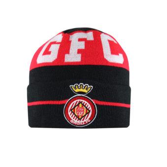 Gorro negre Girona FC